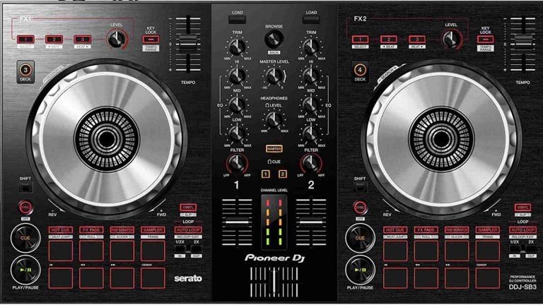 Pioneer DDJ-SB3 DJ Controller Review: Updated 2021