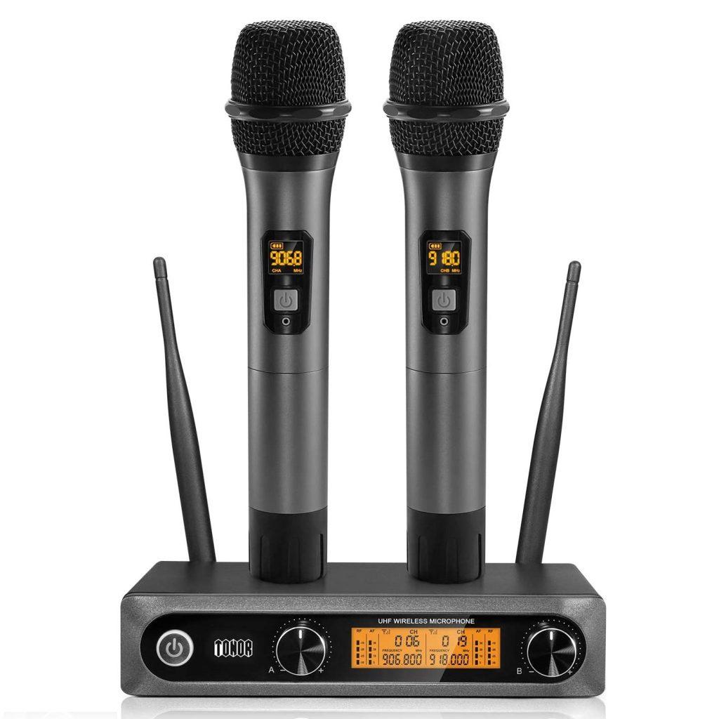 TONOR Wireless Microphone